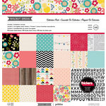 American Crafts - Pebbles - Walnut Grove Collection - 12 x 12 Collection Pack
