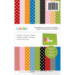 American Crafts - Pebbles - Basics Collection - 5.5 x 8.5 Cardmaking Paper Pad 2