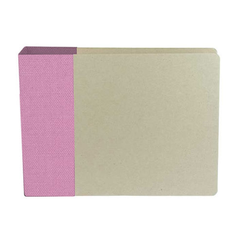 American Craft - Modern Album - Customizable 6x6 D-Ring Album - Purple, CLEARANCE
