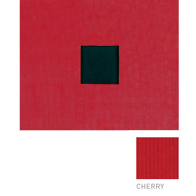 American Crafts - Corduroy Album - 12x12 D-Ring Album - Cherry