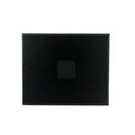 American Crafts - Faux Leather Album - 12 x 12 - D-Ring - Black