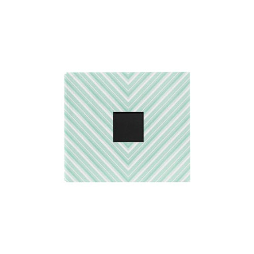 American Crafts - Patterned Album - 12 x 12 D-Ring - Geometric