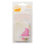 American Crafts - Amy Tangerine Collection - Sketchbook - Bits - Layered Tags