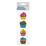 American Crafts - Confetti Collection - Details - Felt Pieces - Cake