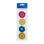 American Crafts - Margarita Collection - Details - Felt Pieces - Cabana