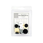 American Crafts - Buttons - Elegant