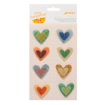 American Crafts - Amy Tangerine Collection - Ready Set Go - Details - Stitched Vellum