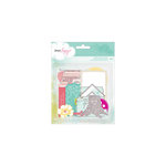American Crafts - Dear Lizzy 5th and Frolic Collection - Bits - Die Cut Chipboard Shapes