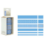 American Craft - Elements - Multisized Premium Designer Ribbon - Blue Classics