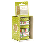 American Crafts - Kids Collection - Boxed Ribbon - Alligator, CLEARANCE