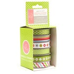 American Crafts - Spring and Summer Collection - Boxed Ribbon - Caterpillar