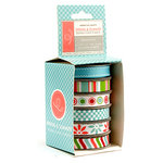 American Crafts - Spring and Summer Collection - Boxed Ribbon - Dragonfly