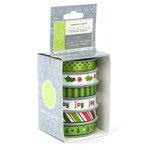 American Crafts - Boxed Ribbon - Christmas - Ivy