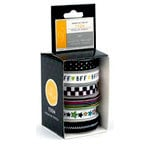 American Crafts - Teen Collection - Boxed Ribbon - BFF, CLEARANCE