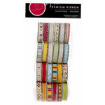 American Crafts - Ribbon Value Pack - 24 Spools - Seasonal 2