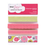 American Crafts - Dear Lizzy Enchanted Collection - Ribbon - Duchess, CLEARANCE