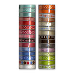 American Crafts - Essentials Ribbon Kit - 30 Spools