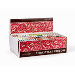 American Crafts - Santa I Have Been So Good - Christmas, Winter and Holiday Ribbon Box - 192 Spools