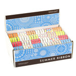 American Crafts - Ribbon Box Assortment - Summer 2008 - 192 Spools, CLEARANCE