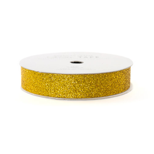 American Crafts - Glitter Tape - Gold - 3 Yards