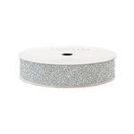 American Crafts - Glitter Tape - Silver - 3 Yards