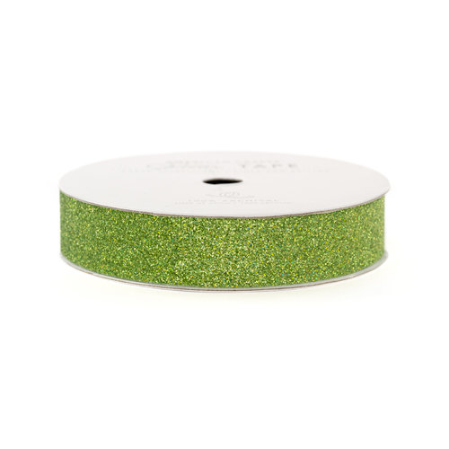 American Crafts - Glitter Tape - Spinach - 3 Yards