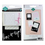 Becky Higgins - Project Life - Heidi Swapp Collection - Cards - Photo Frame