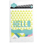 Becky Higgins - Project Life - Heidi Swapp Collection - Photo Flip Book - Hello