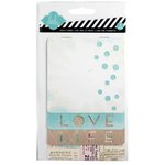 Becky Higgins - Project Life - Heidi Swapp Collection - Photo Flip Book - Love