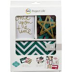 Becky Higgins - Project Life - Heidi Swapp Collection - Value Kit - Glitter Cards