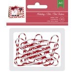 American Crafts - Christmas - Paper Clips - Striped
