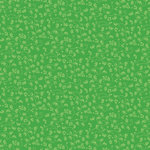 Anna Griffin - Twinkle Bright Collection - Christmas - 12 x 12 Paper - Green Holly