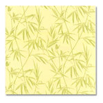 Anna Griffin - 12x12 Paper - Maime Collection - Green Bamboo