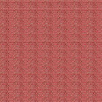 Anna Griffin - Flora Collection - 12 x 12 Paper - Flora Curly Q Red, CLEARANCE