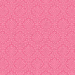 Anna Griffin - Isabelle Collection - 12 x 12 Paper - Pink Tonal