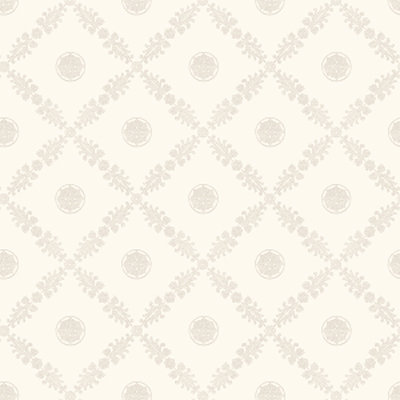 Anna Griffin - Cecile Christmas Collection - 12 x 12 Paper - Silver Harlequin, CLEARANCE