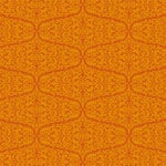 Anna Griffin - Esmerelda Collection - Halloween - 12 x 12 Paper - Orange Wallpaper, CLEARANCE