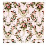 Anna Griffin - Camilla Collection - 12 x 12 Double Sided Paper - Garland