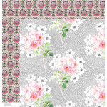 Anna Griffin - Eleanor Collection - 12 x 12 Double Sided Paper - Cardstock 2