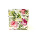 Anna Griffin - Grace White Collection - Embossing Storage Box