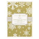 Anna Griffin - The Georgette Holiday Collection - 5 x 7 Christmas Mat Pack