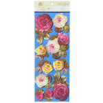 Anna Griffin - Willow Collection - 3 Dimensional  Stickers - Flower Art
