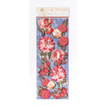 Anna Griffin - Fleur Rouge Collection - 3 Dimensional Cardstock Stickers - Art