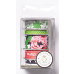 Anna Griffin - Darcey Collection - Border Stickers , CLEARANCE