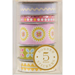 Anna Griffin - Fifi and Fido Collection - Border Stickers