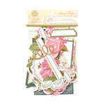 Anna Griffin - Olivia Collection - Foiled Die Cut Pieces
