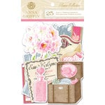 Anna Griffin - Eleanor Collection - Foiled Die Cut Pieces