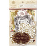 Anna Griffin - Jolie Collection - Die Cut Pieces with Foil Accents