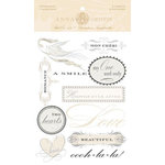 Anna Griffin - Georgette Collection - Rub On Art, CLEARANCE