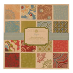 Anna Griffin - Sierra Collection - 12x12 Cardstock Pack